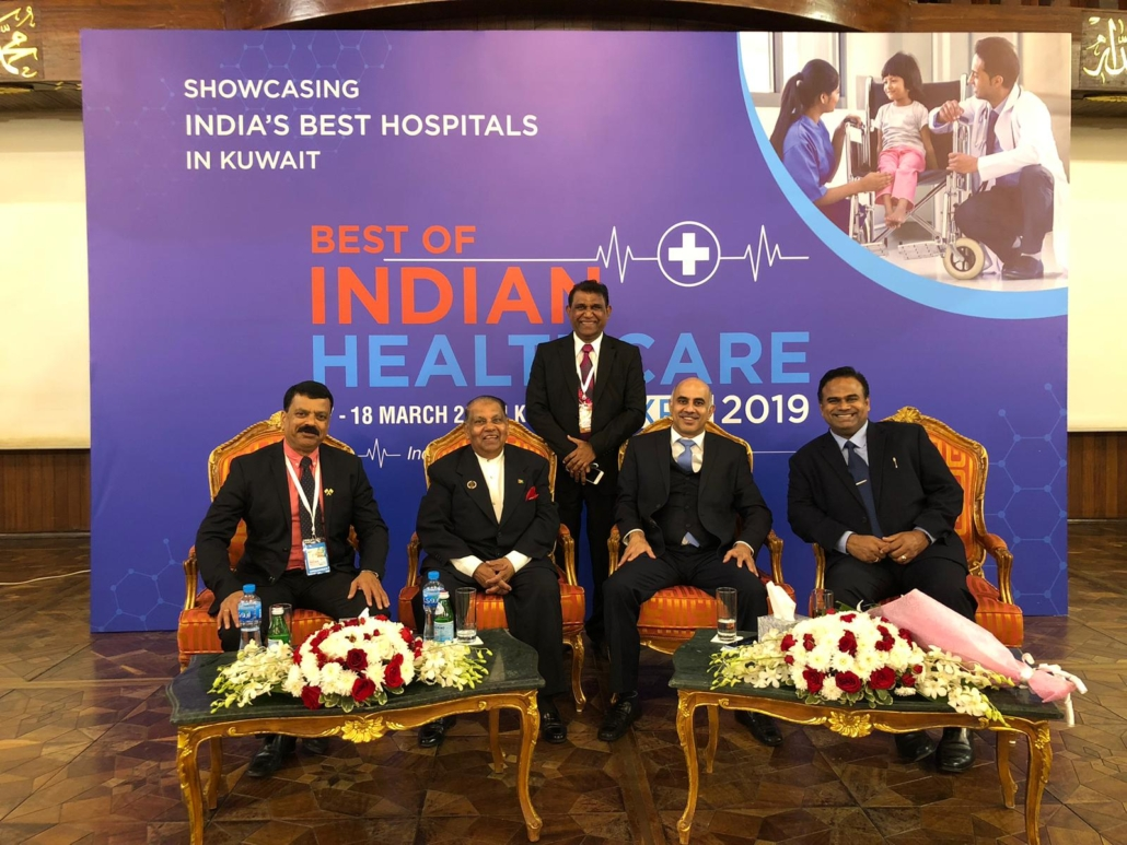March 17, 2019 India's Best Hospitals In Kuwait – Embassy of