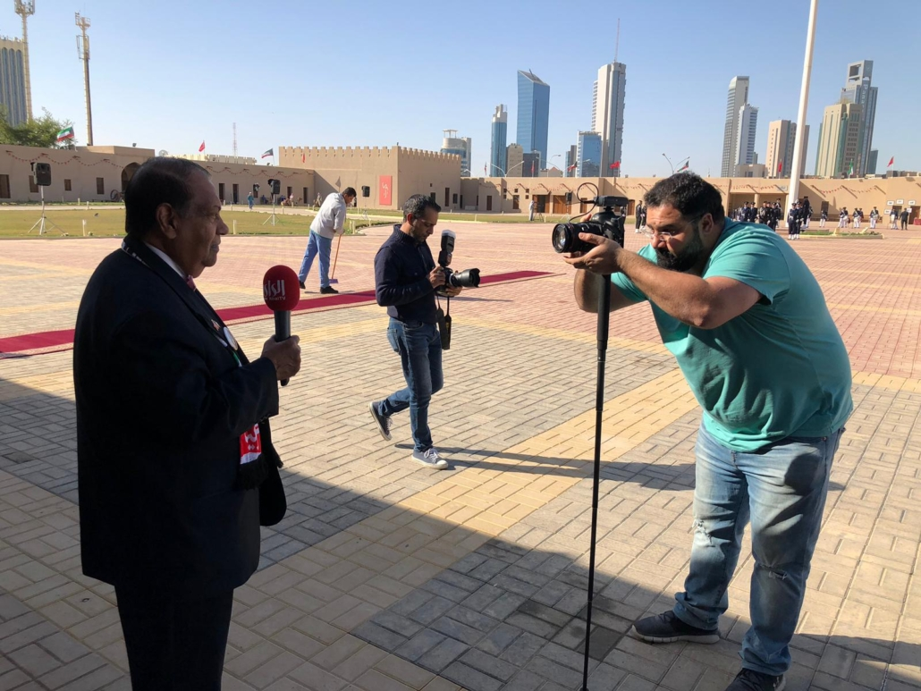 Kuwait Capital Governorate – Flag Rising, January 29th, 2019